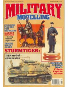 Military Modelling 1992/02 Vol 22 No 02