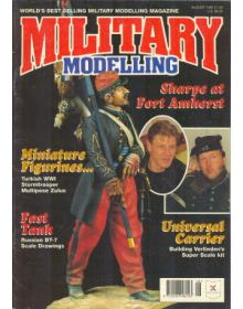Military Modelling 1995/08 Vol 25 No 08