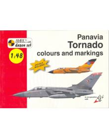 PANAVIA TORNADO COLOURS & MARKINGS 1/48