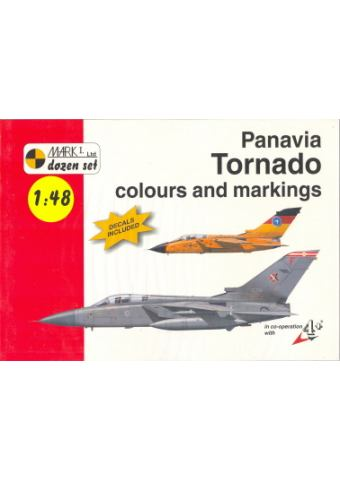 Panavia Tornado Colours & Markings 1/48, Mark I