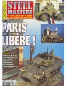 HORS-SERIE STEEL MASTERS No 26: PARIS LIBERE!