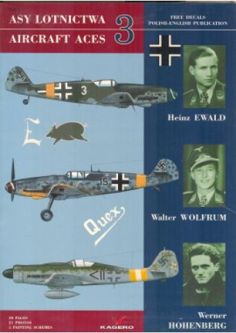 Aircraft Aces 3, Kagero publications