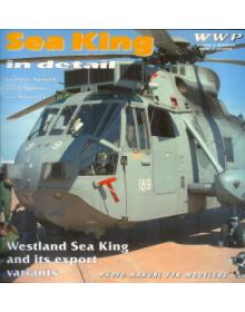 Sea King in Detail, Wings & Wheels Publications (WWP)