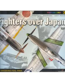 Fighters Over Japan Part I, Topcolors no 3, Kagero Publications