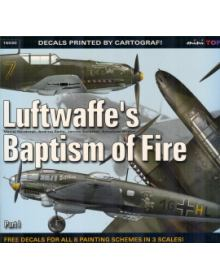 Luftwaffe's Baptism of Fire - part I, Topcolors no 30, Kagero