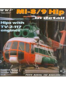 Mi-8/9 Hip in detail, Wings & Wheels Publications (WWP)