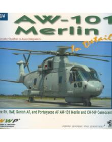 AW-101 Merlin in detail, Wings & Wheels Publications (WWP)