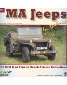 MA Jeeps in detail, WWP