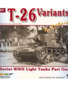T-26 in detail, WWP