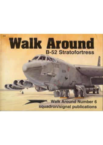 B-52 Stratofortress - Walk Around No 06