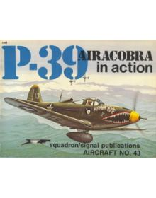 P-39 AIRACOBRA IN ACTION (no. 43)
