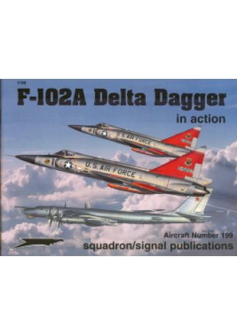 F-102 Delta Dagger in Action, Squadron Signal Publications