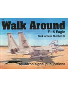F-15 Eagle Walk Around