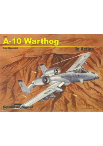 A-10 Warthog in Action, Squadron Signal Publications