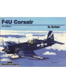 F4U Corsair in Action, Squadron / Signal Publications