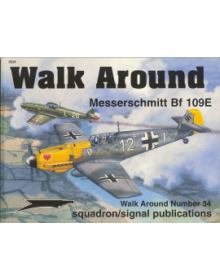 Messerschmitt Bf 109E Walk Around, Squadron / Signal Publications