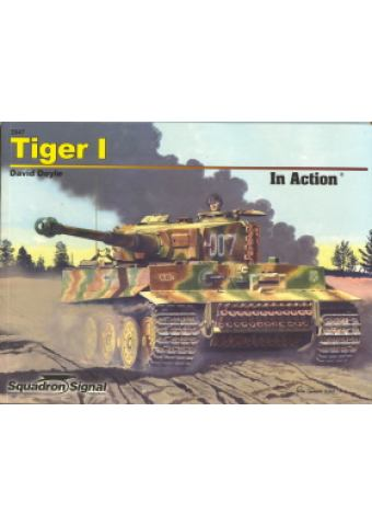 Tiger I in Action, Squadron  / Signal Publications