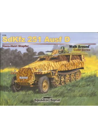 Sdkfz 251 Ausf D Walk Around, Squadron / Signal
