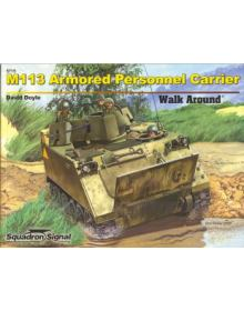 M113 APC Walk Around, Squadron / Signal publications