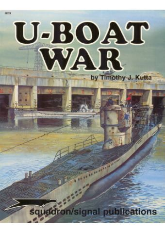 U-Boat War, Squadron Signal publications