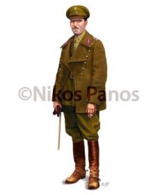 Engineer Lieutenant, Greek Army 1940-1941