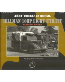 Hillman 10HP Light Utility, Capricorn Publications