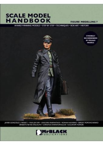 Figure Modelling Vol. 07, Mr Black Publications