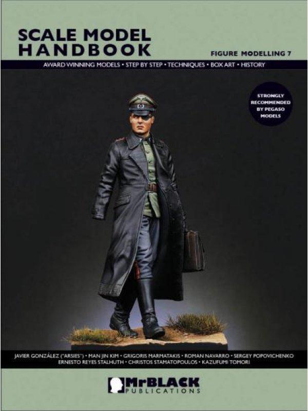 Figure Modelling Vol 07 Mr Black Publications