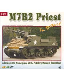 M7B2 Priest in detail, Wings & Wheels Publications (WWP)