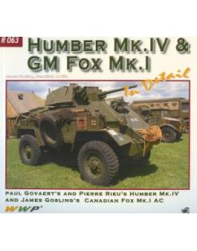 Humber Mk.IV & GM Fox Mk.I in detail, Wings & Wheels Publications (WWP)