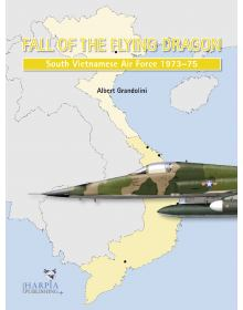 Fall of The Flying Dragon - South Vietnamese Air Force 1973-75, Harpia