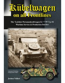 Kubelwagen on all Frontlines, Tankograd Publishing