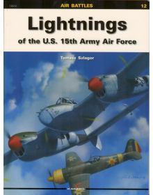 Lightnings of the U.S. 15th Army Air Force, Air Battles no 12, Kagero