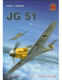 JG 51 Vol. I, Air Miniatures no 29, Kagero