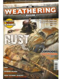 The Weathering Magazine 01: Rust