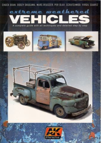 Extreme Weathered Vehicles, AK Interactive