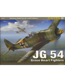 JG 54, Units no 2, Kagero Publications