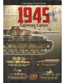 1945 German Colours, AK Interactive