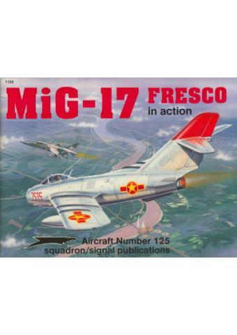 MiG-17 Fresco in Action