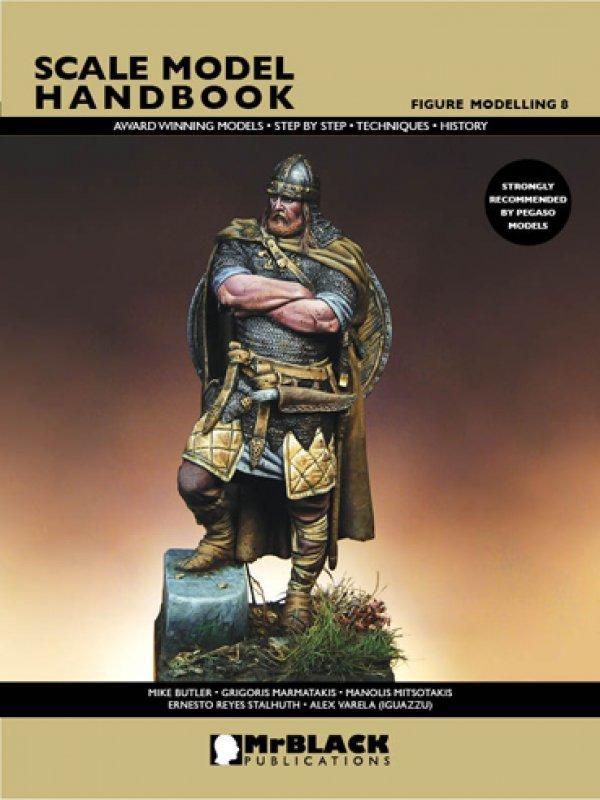 Figure Modelling Vol 08 Mr Black Publications