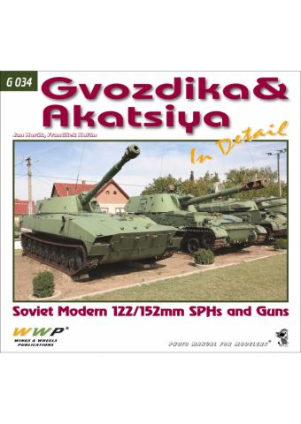 Gvozdika & Akatsiya in detail, Wings & Wheels Publications (WWP)