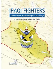 Iraqi Fighters 1953-2003: Camouflage & Markings, Harpia