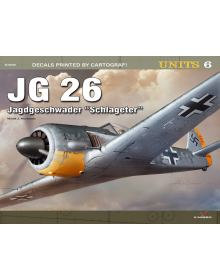JG 26, Units no 6, Kagero Publications