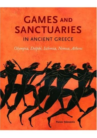 Games ans Sancuaries in Ancient Greece, Kapon Editions