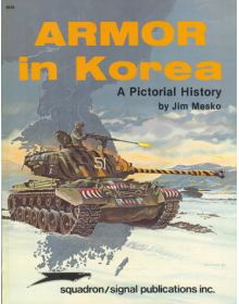 Armor in Korea, Jim Mesko, Squadon / Signal Publications