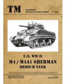 M4/M4A1 Sherman, Technical Manuals No 6001, Tankograd
