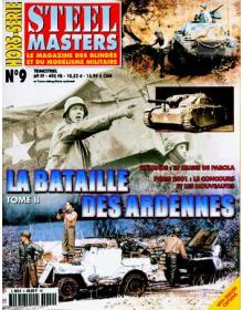 Hors-Serie Steel Masters No 09: La Bataille des Ardennes (Tome II)