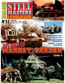 Hors-Serie Steel Masters No 11: Operation Market - Garden (Tome II)