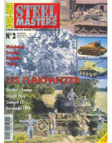 Hors-Serie Steel Masters No 02: Les Flakpanzer