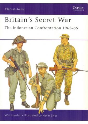 Britain's Secret War, Men at Arms 431, Osprey Publishing